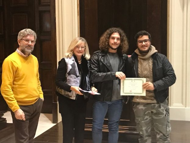 Cagliari. Concorso Reporters of the night: primo premio per l'Istituto Azuni